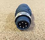 Разъём 7-pin кабельный внешний (MIG турель)