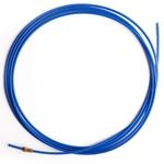 Канал направляющий 0.6–0.9мм, синий, тефлон
