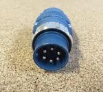Разъём 7-pin кабельный внутренний (MIG турель)