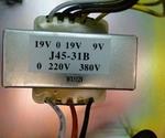 Трансформатор Z285--50 (J45-31) (88902, D03961, 10006238)